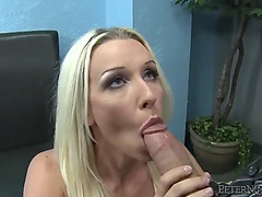 Great sex with the lewd blond stevie shae