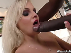 Heavy dark weenie wrecks katy jayne's british wet crack