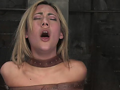 Gwen diamond compulsory orgasms,threatening legs widen,threatening thonged to chair
