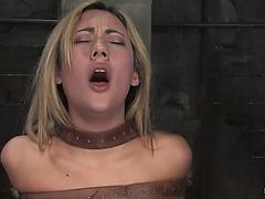 Gwen diamond compulsory orgasms,threatening legs widen,threatening thonged to chair