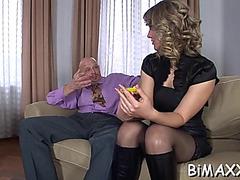Men anal fucking in bi show