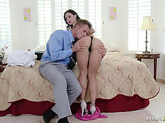 Kendra longing is in need of her lover's giant enjoyment tool
