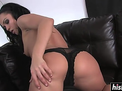 Mandy greater amount can't live without her sex toy