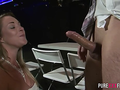 The ideal wedding fuck with a brit bitch wife victoria summers