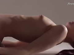 Amazingly glamorous siro zagibalo shows her seductive supple body