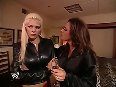 Dawn marie and torrie wilson