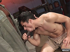 Tattoo homosexual oral stimulation sex and ejaculation