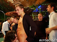 Excellent homo sex party