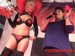Maria de erotic fleshly tappersex show en el feda 2015