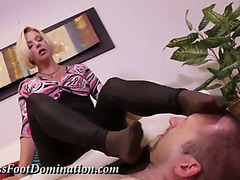 Brianna thrall humilates and drilled