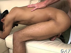 Great interracial homosexual sex