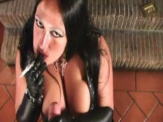Porn Tube of The Fetish Lady