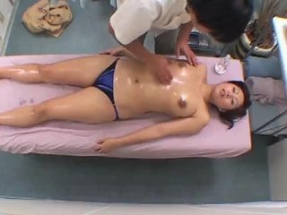 Porno Video of Spycam Teacher Spa Massage Orgasm Part 1
