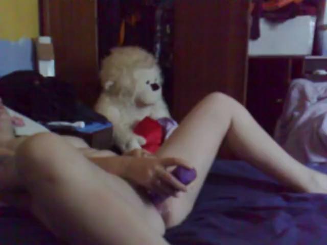 Web Cam Girl Masturbation