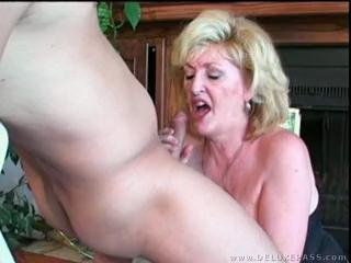 Porn Tube of Mature Kitty Foxx