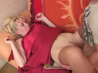 Porno Video of Milf Fucks Sons Friend