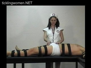 Porno Video of Nurse Violetblue Femdom Handjob
