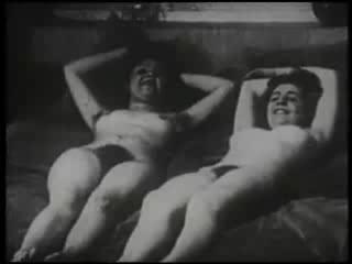 Porno Video of Vintage Erotica