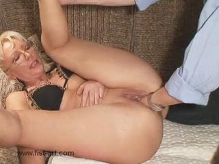 Porn Tube of Marcella Double Fisting And Extreme Games