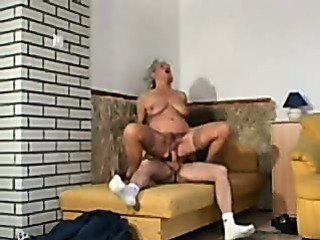 Sex Movie of Classic Granny Norma Doing What She Does Best