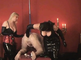 Porno Video of Asmondena And Adora Fisting Man