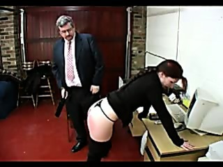 Porn Tube of Office Punishment