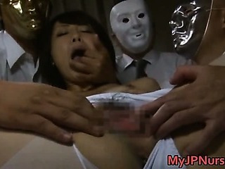 Sex Movie of Asian Nurse Has Hardcore Sex