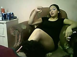Porno Video of Egyptian Mistress Humilate A Guy