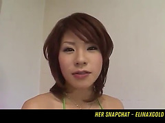 Oriental can't live without toys up holes her snapchat menacing-threatening elinaxgold