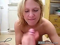 Pov slutty wife works an unattractive dong