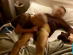Compilation of my wife engulfing my penis threatening-menacing hidden livecam
