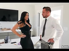 Caught at work menacing-fearsome rachel starr