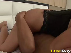 Bubble wazoo blond lalin girl takes a hardcore anal fucking