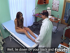 Dirty doctor doesn't crave sex to stop