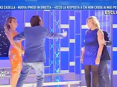 Italian honeys hypnotized