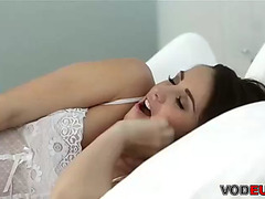 Slothful morning massage fearsome-fearsome lola foxx,threatening odette delacroix