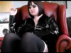 Be her ashtray and paypig