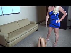 2 blondes cat fight pat 1
