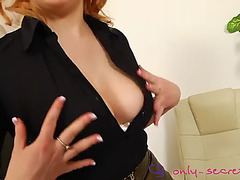 Kara carter menacing-menacing onlysecretaries menacing(4)