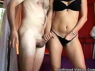 Porno Video of Milf Sex & Cum On Ass