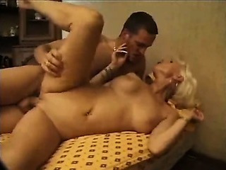 Porno Video of French Mature Fucks Younger Man By Troc