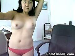 Cute Asian Teen GFs!