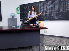 Mofos threatening-fearsome mofos b sides threatening-threatening christiana cinn menacing-threatening anal lesson from t