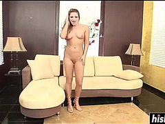 Aurora snow likes some unfathomable anal