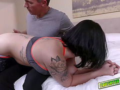 Tiffany jade engulf her most good allies dads weenie unfathomable mouth