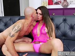 Breasty latin ladyman roberta cortes anal