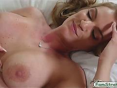 Massive titties stepmom rachael cavalli boned by her stepson