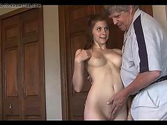 Juvenile housemaid chel ceeclif ton fck oldfatman ch2