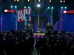 Lil wayne live at the avn rewards 2018 in las vegas with 40 pornstars