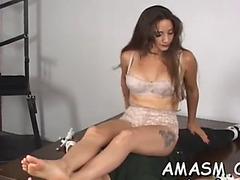 Sexy humiliation clip
